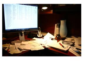 Office Needs Organization